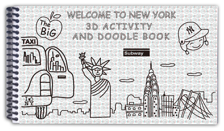 newyork-3d-activity-book-cover