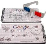 Notebook 3D Glasses