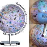 Los Angeles city Globe