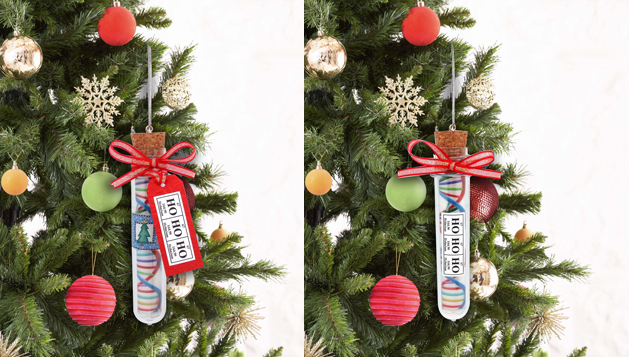 Chemis-tree DNA Test Tube Ornament